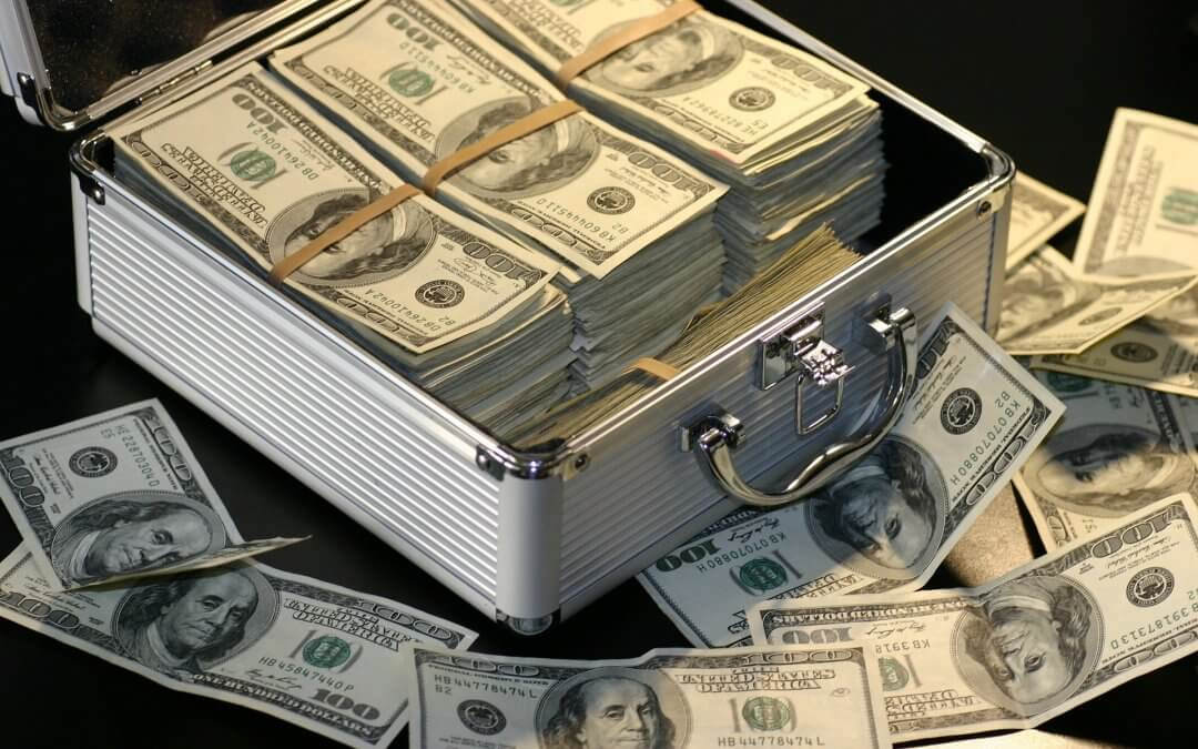 12 Punkte, die dich vom Reichtum zurückhalten