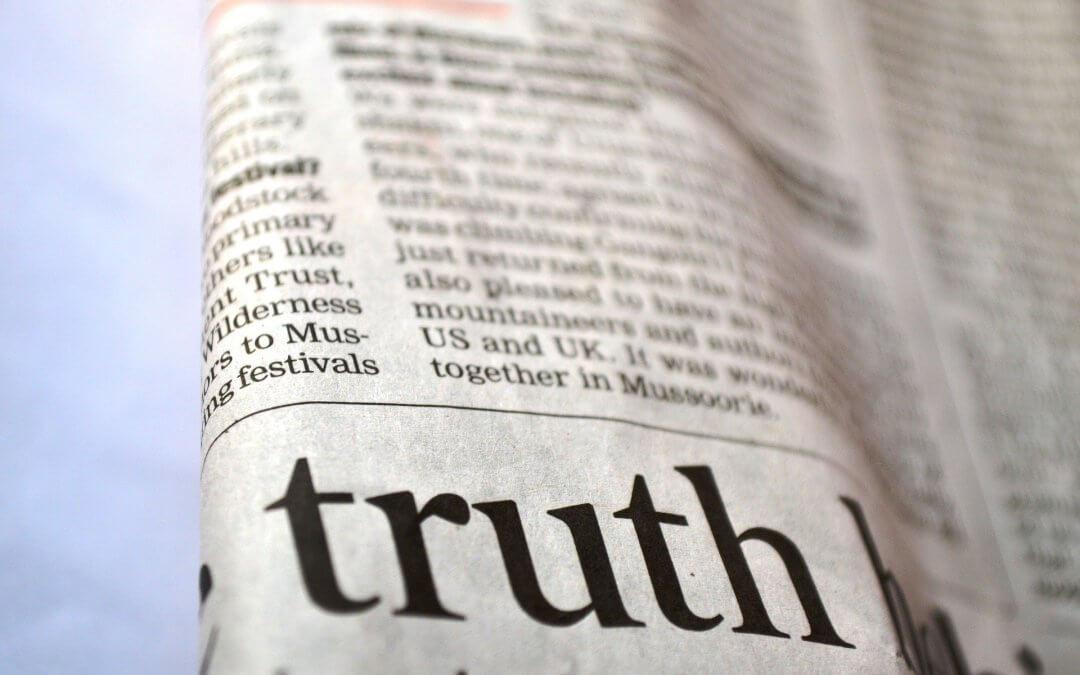 Du musst die Wahrheit nicht verstehen…