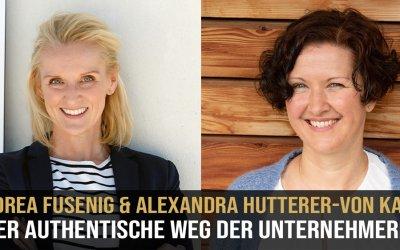 Mission Freiheit: Alexandra Hutterer-von Kapff im TALK!